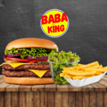 MENU BIG BABA