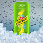 Schweppes Lemon 33cl